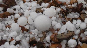 Hail in Cave Creek By Jennifer Thomas