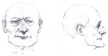 Victim sketch By Natalie Rivers