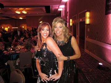"""""""Good Morning! Arizona"""" anchor Tara Hitchcock served as the emcee for the fun-filled event. By Catherine Holland"""