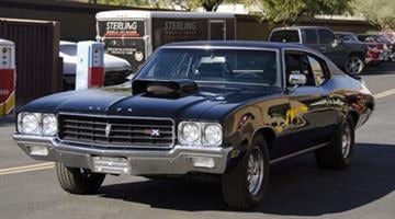 A black 1970 Buick GSX was stolen from Chandler. By Jennifer Thomas