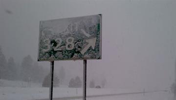 Interstate 17 By Natalie Flanzer