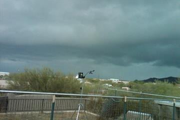 Big storm at Anthem By Catherine Holland