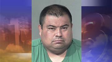 Fernando Torres Hernandez is in custody. By Jennifer Thomas
