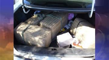 Deputies located approximately 400 pounds of packaged marijuana after a high-speed chase near Casa Grande. By Jennifer Thomas