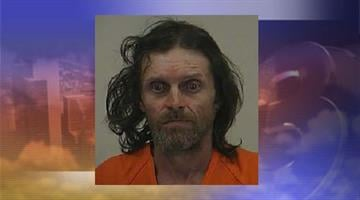 Tracy Allen Johnson was arrested for stealing copper wire in Casa Grande. By Jennifer Thomas
