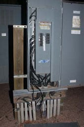 Deputies found that multiple electrical boxes were opened and the wire was cut and removed. By Jennifer Thomas