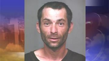 Bryan Hachey is a suspect in the assault and robbery. (Photo from prior arrest.) By Jennifer Thomas