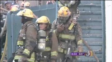 What started as a kitchen fire in a Phoenix apartment grew quickly into a first-alarm blaze Monday morning. By 3TV