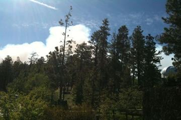 Photo taken out front of Lowell Observatory (Mars Hill) in Flagstaff By Jennifer Thomas