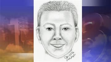 Sketch of indecent exposure suspect By Jennifer Thomas