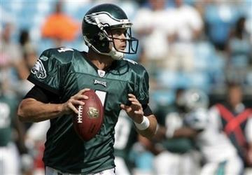 Philadelphia Eagles quarterback Kevin Kolb coming to Arizona? By Catherine Holland