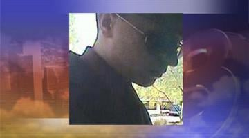 Suspect at Bank of America at McClintock Drive and Warner Road in Tempe Aug. 10 By Jennifer Thomas