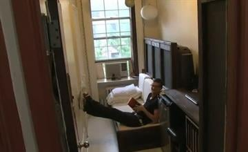 New York architect lives an efficient lifestyle in his 78 square-foot studio apartment. By Belo Content KTVK