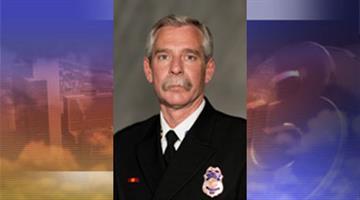 Peoria Fire Chief Thomas Solberg's resignation is effective Nov. 10. By Jennifer Thomas