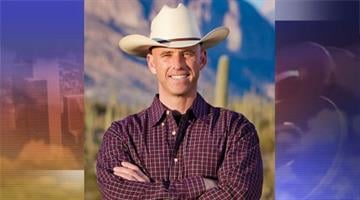 Pinal County Sheriff Paul Babeu By Catherine Holland