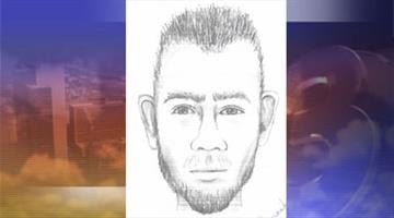 Composite sketch released after Aug. 20 incident By Jennifer Thomas