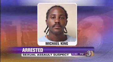 Michael King Jr. By Jennifer Thomas