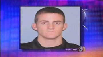 Glendale police Officer Brad Jones By Jennifer Thomas