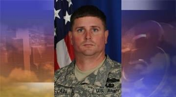 Sgt. 1st Class Johnathan B. McCain By Catherine Holland