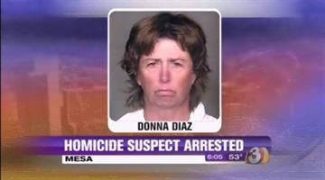 Donna Diaz By Jennifer Thomas