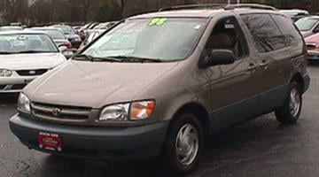 Suspect vehicle is similar to this one By Jennifer Thomas