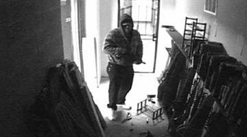 Gun theft at Perfect Pawn and Jewelry By Jennifer Thomas