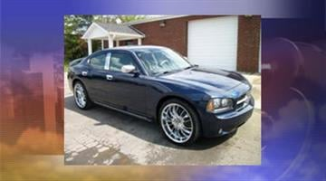 Michael Zachary Zamora's 2006 Dodge Charger is similar to this one. By Jennifer Thomas