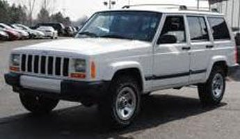 Jessica Ronhock was driving a 2000 white Jeep with Massachusetts license plate number 66JX98. By Jennifer Thomas