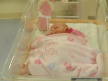 """""""Baby Kathleen"""" was found abandoned in the front yard of a home in North Phoenix. By Jennifer Thomas"""