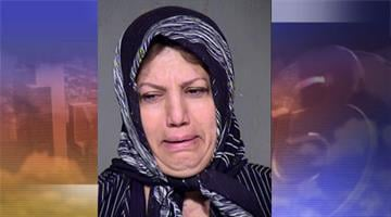 Authorities have re-arrested a Phoenix woman suspected of beating her 19-year-old daughter for not going along with an arranged marriage. This is her mug shot from the first time she was arrested on Feb. 7. By Mike Gertzman