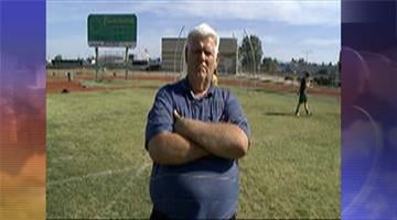 Peoria police say they're investigating recently retired high school football coach, Doug Clapp, for alleged misuse of fund-raising monies. By Mike Gertzman