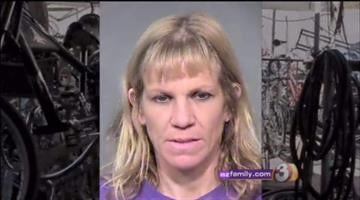 Officers also arrested Julie Opsommer, 49, at the home in the Moon Valley neighborhood of North Phoenix. By Catherine Holland