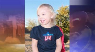 Phoenix police are looking for 3-year-old Ava Enlow. They say she was abducted by her father on Wednesday. By Mike Gertzman