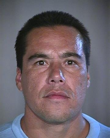 Alan Champagne, 42, was in an Arizona state prison from 1992 to 2005 serving a sentence for second-degree murder. By Mike Gertzman
