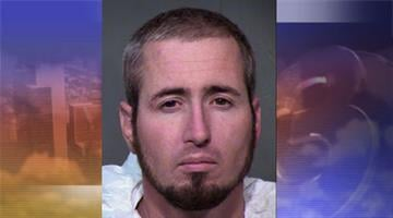 Brent Ruggles, 32, is facing a first-degree murder charge after police say he shot someone outside his home early Saturday morning. By Mike Gertzman
