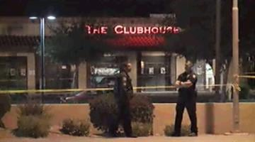 Tempe Police say 13 people were wounded following a shooting outside a night club. By Mike Gertzman