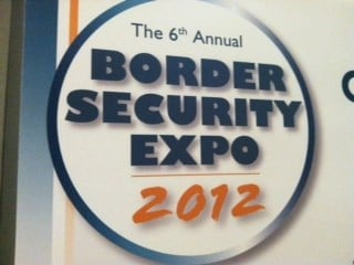 The Border Security Expo is at the Phoenix Convention Center form March 6-7 where exhibitors are displaying the latest technology and vehicles used in securing the U.S. - Mexico border. By Mike Gertzman