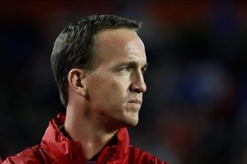 MIAMI GARDENS, FL - JANUARY 31:  Peyton Manning of the Indianapolis Colts looks on during the 2010 AFC-NFC Pro Bowl at Sun Life Stadium on January 31, 2010 in Miami Gardens, Florida.  (Photo by Scott Halleran/Getty Images) By Scott Halleran