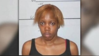 This woman, Krystle Rochelle Tanner, is being held without bond in Texas, accused of kidnapping her infant godson eight years ago. By Mike Gertzman