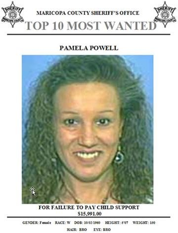 Wanted by the Maricopa County Sheriff's Office for failure to pay child support. By Belo Content KTVK
