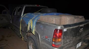 Deputies found more than 2,000 pounds of marijuana in a truck near Highway 238 in Mobile. By Jennifer Thomas