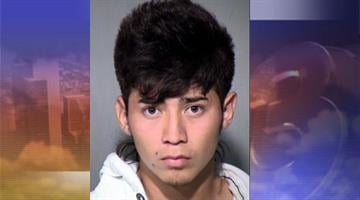 Tito Alvarado, 19, is facing a charge of disorderly conduct By Mike Gertzman