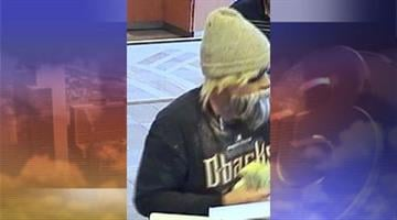 """Police said the """"Bearded Bandit"""" robbed seven banks in the Phoenix area between Dec. 22 and April 3. By Jennifer Thomas"""