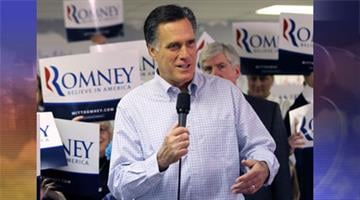File photo of Mitt Romney By Mike Gertzman