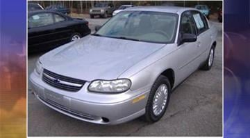 Police are searching for a silver Chevy Malibu similar to this one with the Arizona license plate ARG1490. By Catherine Holland