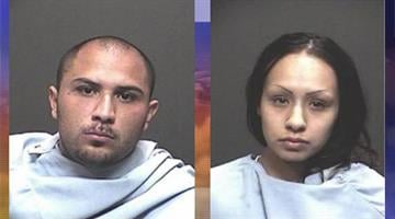 Johnathan Kesterson and Olivia Martinez have arrested in connection with the death of their three-month-old baby. The baby's remains were discovered in a shallow grave near Interstate 10 on Tuesday morning. By Mike Gertzman