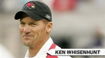 Cardinals Head Coach Ken Whisenhunt By Catherine Holland