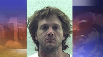 Colt White, 29, is facing multiple charges after allegedly opening fire on Yavapai County Sheriff's Deputies By Mike Gertzman