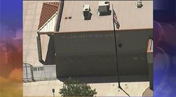 A school resource officer was injured breaking up a fight at Willow Canyon High School. By Jennifer Thomas