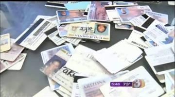 Authorities are cracking down on fake IDs. By Andrew Michalscheck